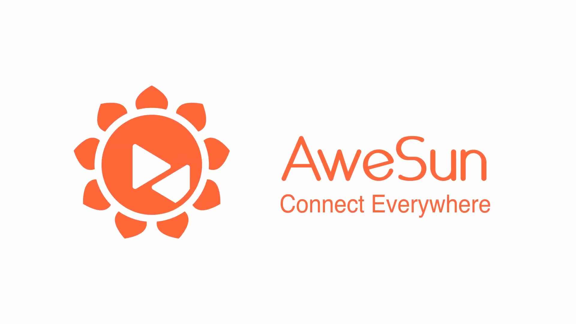 Introducing AweSun Remote Desktop